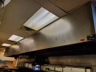27ft Exhaust Hood