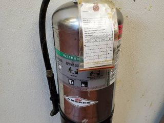 Amerex Fire Extinguisher B260