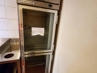 Beverage Air Refrigerator HRP1 1HG