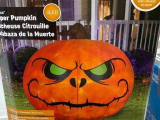 pumpkin Blow Up