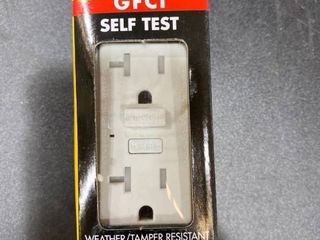 lot Of 4  Gfci Self Test 20a 125v White Twr Hubbell Gftw20wz Free Shipping