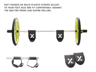 AXlE lightweight Olympic Barbell  Weighted Plate Not Included   Retail  219 99