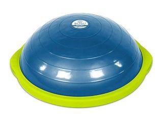Bosu 72 15850 Home Gym The Original Balance Trainer 50 cm Diameter  Blue   Green  Retail  160 99
