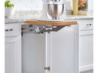 Rev A Shelf RAS Ml HDSC Mechanical Appliance lift Mechanism with Soft Close  Retail  300 45