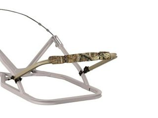 Summit SU85252 large Adjustable Hunting Shooting Treestand Gun Rest Rail w  Pad  Retail  42 39