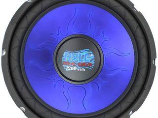 Pyle 12 Inch 1200 Watt DVC Blue Power Stereo Car Audio Subwoofer   Pl1290Bl  Retail  126 99
