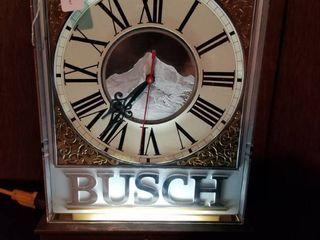 Busch Clock light