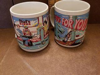 Budweiser Cups
