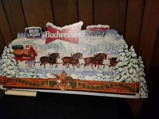 Budweiser Christmas