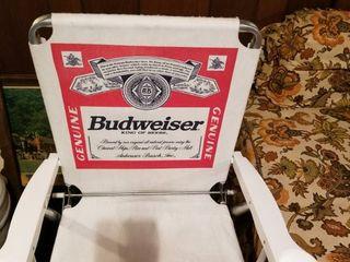 Budweiser Chair