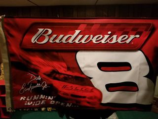 Budweiser Flag