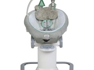 Graco EveryWay Baby Soother BASE ONlY NO REMOVABlE ROCKER SEAT   Retail  145 88