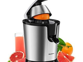 Homeleader Electric Citrus Juicer K37 011 Retail   69 99