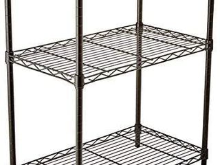 Premium Adjustable Wire Shelf 22 Wx13 Dx47 H   Retail   47 89