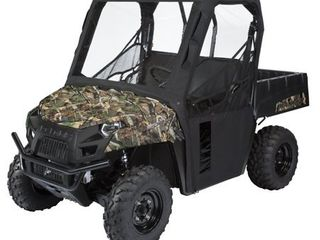 Classic Accessories QuadGear UTV Cab Enclosure  Fits Polaris Ranger 400  570  800 Mid  2015  models  Black   Retail   239 99