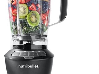 Nutribullet Blender 1200w 3 Precision Speed Pulse   Dark Gray   Retail   79 99