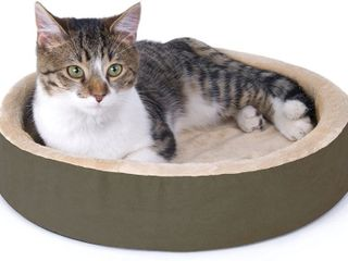 K amp H Pet Products Electric Heater Pet Bed   Retail  49 99
