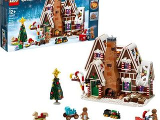 lEGO Creator Expert Gingerbread House 10267 Building Kit  1477 Piece    Retail   149 00