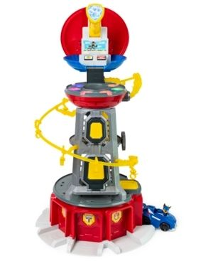PAW Patrol Super Mighty Pups lookout Tower   Retail   92 50