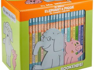 Elephant  amp  Piggie  The Complete Collection  An Elephant  amp  Piggie Book  Retail   150 00