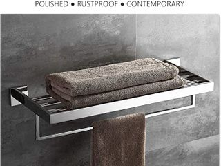 Velimax Towel Rack   Retail  54 99