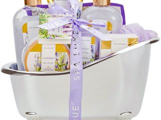 Spa luxetique lavender Gift Set   Retail   24 97