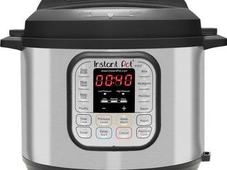Instant Pot Duo 6qt 7 in 1 Pressure Cooker   Retail   71 99