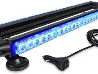 54 lED Double Sided Emergency light Bar   Retail   88 99
