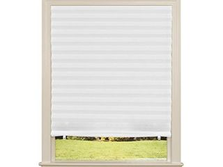 Redi Shade 3405092 White Fabric Window Shade  36 by 72 Inch   Retail   15 00