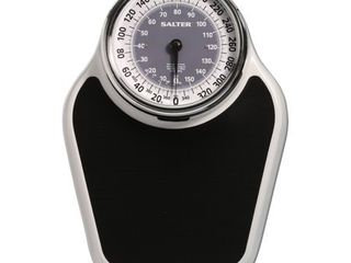 Salter Professional large Analog Mechanical Scale   Black   Retail   55 75