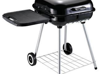 Outsunny Steel Portable Outdoor Charcoal Barbecue Grill Retail 81 99
