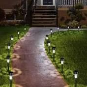 Solar Collin Pathway light 6 Pack  Retail 81 36