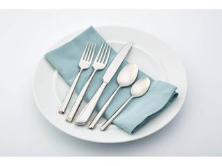 Oneida Brio Salad Dessert Forks  Set of 12