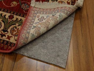 7 6x10  Solid Rug Pad Brown   Mohawk  Gray