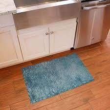 Brockington Kitchen Mat Rectangle 1 10  x 2 10