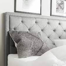 Felicienne Panel Headboard King Upholstered