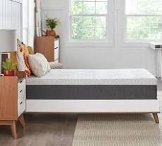 Sealy 12 inch Plush Memory Foam Mattress  King