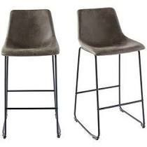 Picket House Furnishings Collins Metal Bar Stool Set