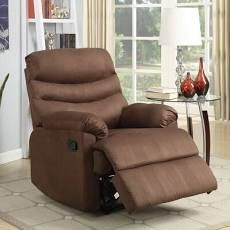 Alday Manual Wall Hugger Recliner Chocolate