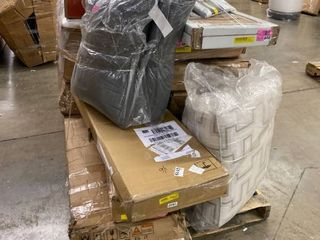 Pallet of Merchandise and Parts