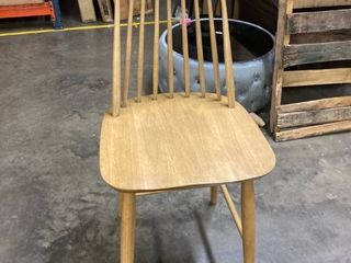 Wood Counter Height Stool