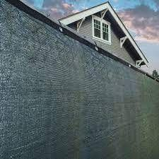 AlEKO 6  x 150  Aluminum Eye Fence Privacy