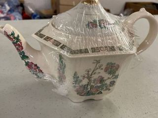 Sadler Floral Tea Pot
