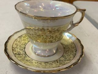 Cup and Saucer unmarked