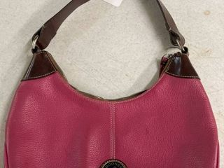 Dooney   Bourke Pink leather Bag