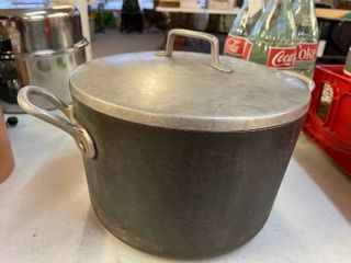 GHC Magnalite 7 qt  Stock Pot