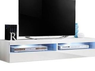 Fly G2 35TV Wall Mounted Floating Modern Entertainment Center  Retail 839 99