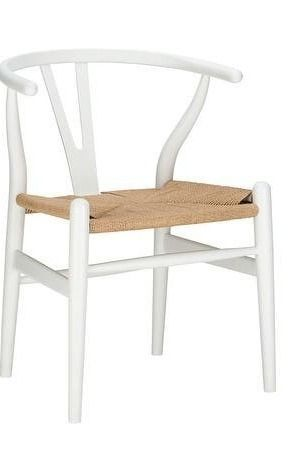 Poly and Bark Weave Chair   Retail 307 49