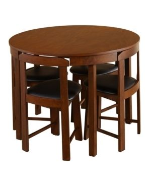 Harrisburg Tobey Round Dining Table   Retail 324 49