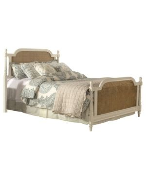 Hillsdale Melanie Bed   King Rails Only   Metal Bed Rails Included  Retail 1092 98